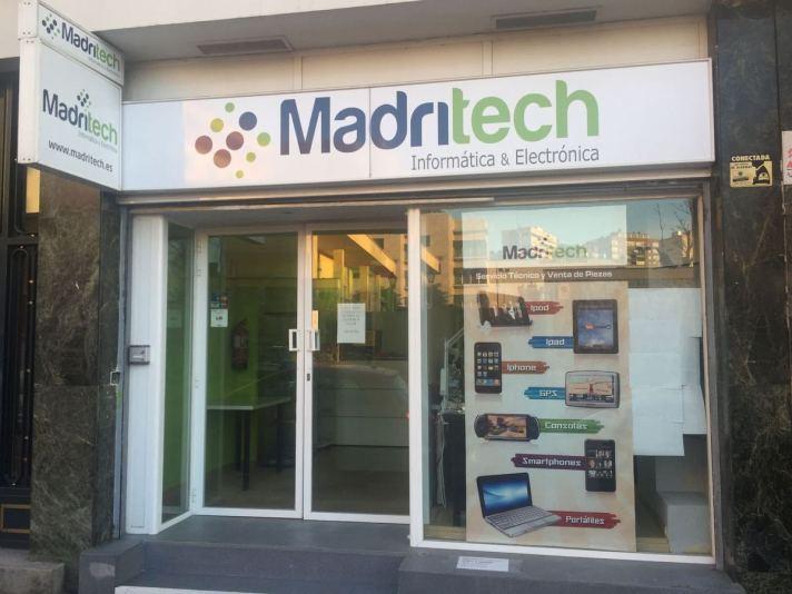 Madritech servicio tecnico