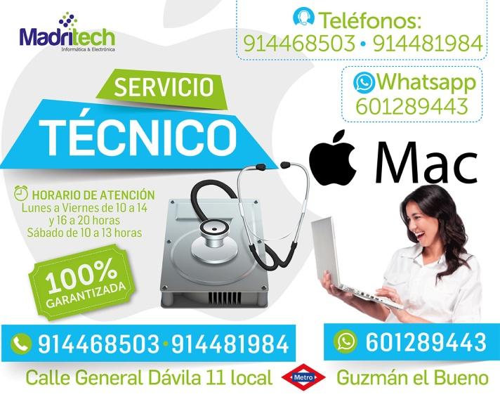 servicio-tecnico-apple-madrid